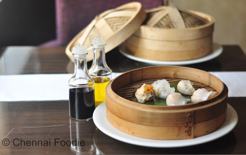 Dimsum festival at Marriott