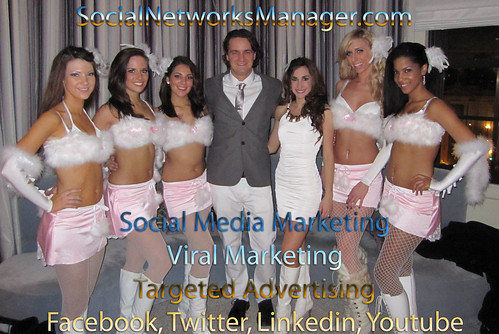 Social Media Marketing by Bruce Porter, Jr. Social Networks Manager? Targeted Advertising with Facebook Twitter Linkedin Youtube by EmmeGirls