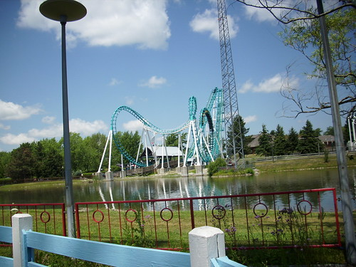 Boomerang (Coast to Coaster) on Fun Lake