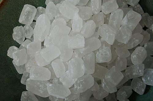 Sucre Candi blanc