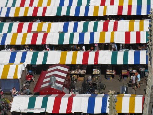 Market Square stripes