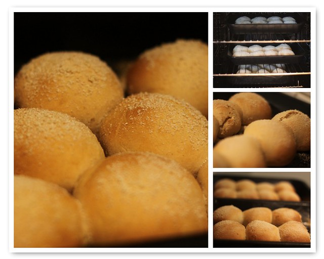 Pandesal (first attempt)
