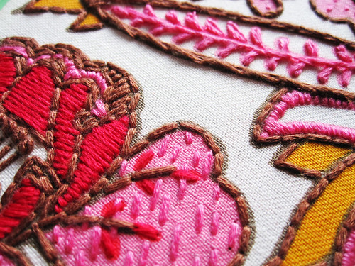 1st Embroidery Detail