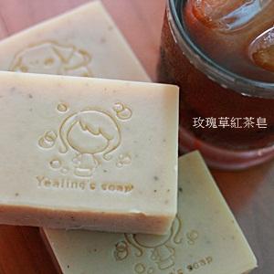 [My皂] 玫瑰草紅茶皂