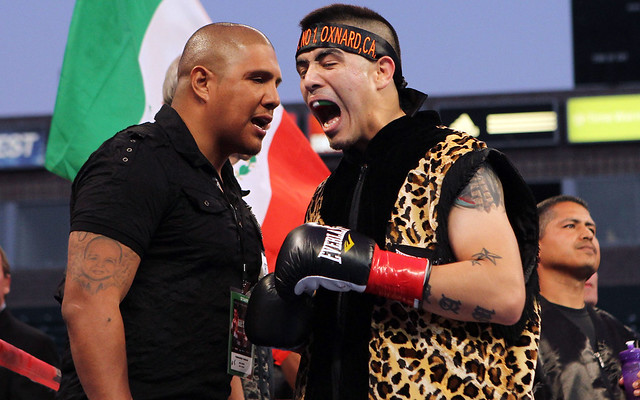 Fernando Vargas and BRANDON RIOS