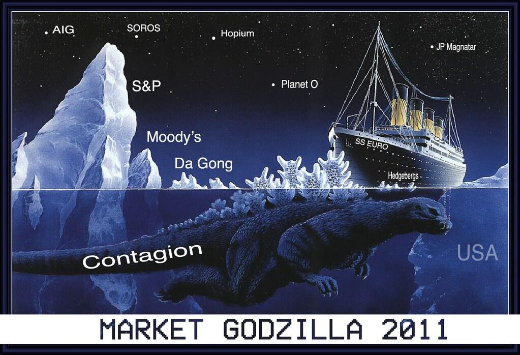 MARKET GODZILLA 2011