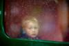 (penwren) Tags: portrait green window glass look rain station train canon sussex child carriage raindrops 18 glance steamtrain ©allrightsreserved explorefp canoneos5dmarkll
