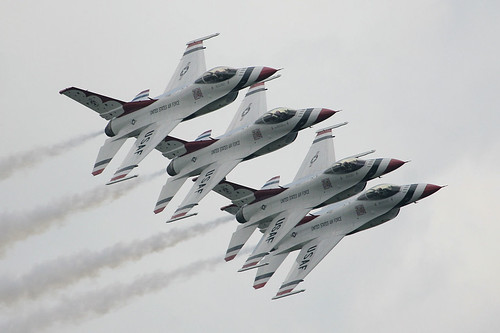 Thunderbirds 1-4