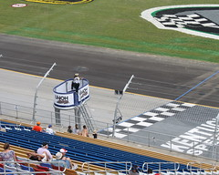 Start/Finish Line at Kentucky Speedway (kmcha90) Tags: racing nascar nationwide startfinishline kentuckyspeedway campingworld sprintcup
