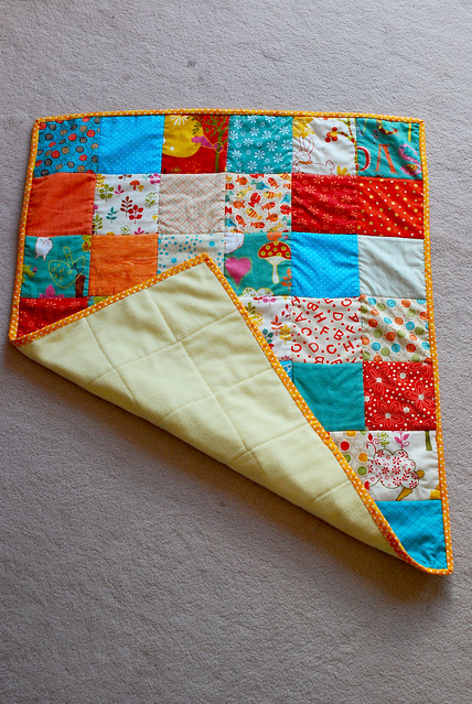 Quilt for Audrey