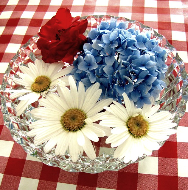 Bouquet tricolore by couleurs bonbons