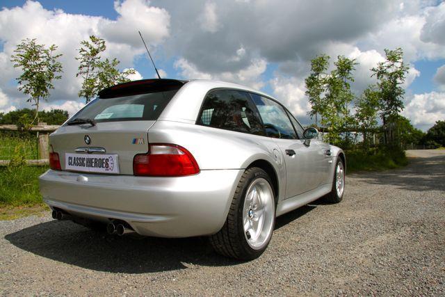 1999 M Coupe | Arctic Silver | Imola/Black | Pistonheads.com