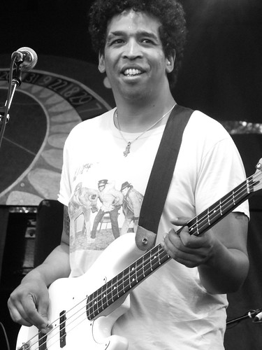 The Dirtbombs at Ottawa Bluesfest 2011