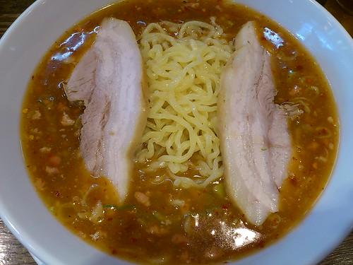 ra110714レッドアース チャーシュータンタン麺3辛