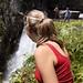 Dando uma olhada na cachoeira Toron