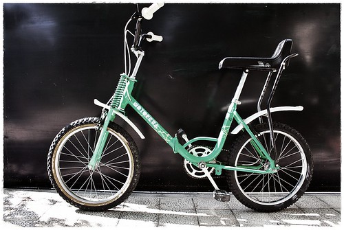 Mi Bici Pamplonica Verde 5