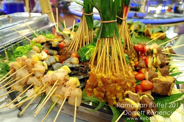 Dorsett Regency KL - Ramadan buffet-16