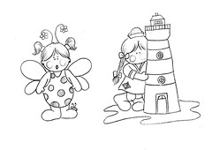 Risco Abelhinha (Acrilex) Tags: art artesanato infantil desenhos artes risco riscos trao infantis acrilex