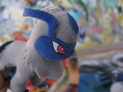 IMG_2294 (Copier) (pkm_absolution) Tags: kids shiny center plush figure pokemon shiney figurine tomy collector customs bandai peluche banpresto absol chromatique