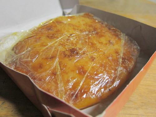 Budin:  Buddy's Cassava Cake
