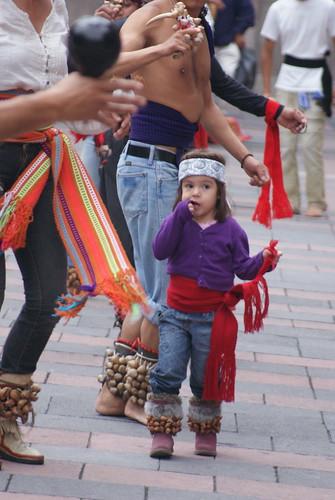 Niña danzante II by FotoMimo