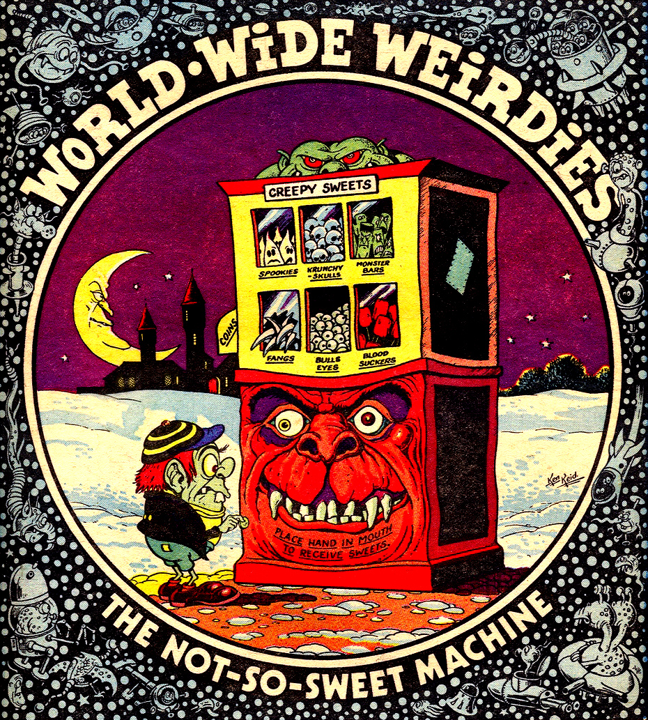 Ken Reid - World Wide Weirdies 93