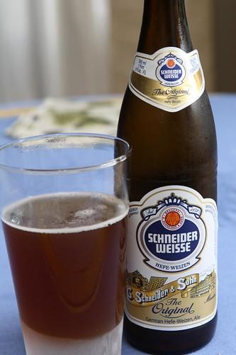 Schneider Weisse Hefe-Weizen