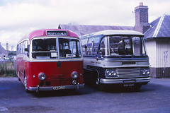 Highland Omnibuses GL19 T1 Dornoch (Guy Arab UF) Tags: bus guy ford 1955 buses coach group scottish highland arab western alexander northern sutherland smt t1 dornoch 1963 luf omnibuses duple gl19 scottishomnibuses 570e gcs203 gss804