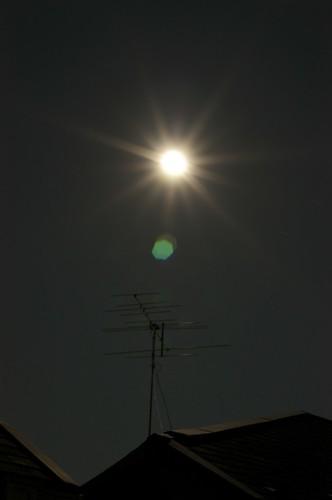 Midnight sun by keganimushi