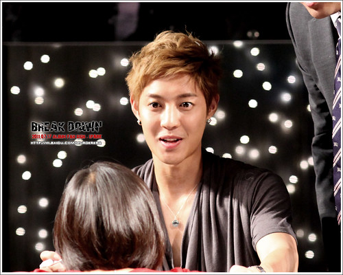 Kim Hyun Joong Fan Signing Event at iPark in Seoul  9