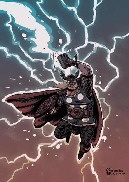 THOR, Son of Thunder