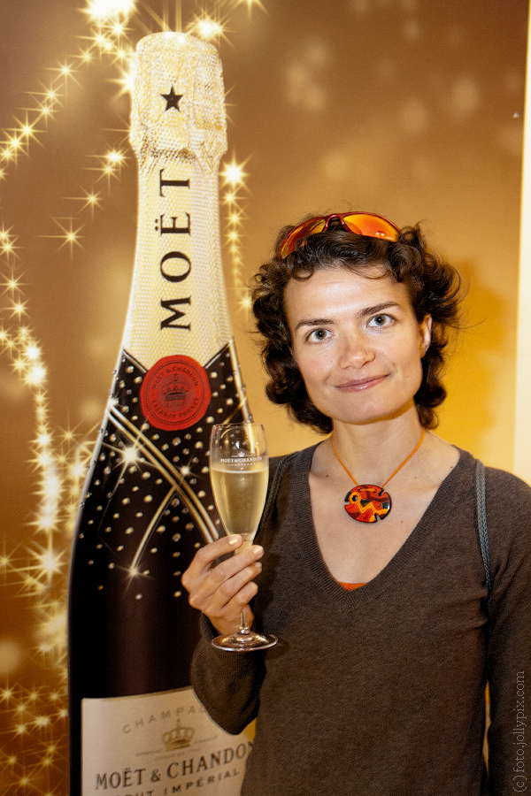Moët & Chandon - degustation