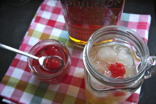 moonshine cherries