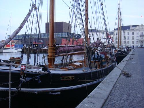 Zona del puerto