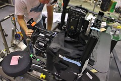 3D Film Factory 3D Rig & Sony F3 (3D FILM FACTORY - 3D Rigs & Production) Tags: 3d sony f3 stereography filmproduction beamsplitter 3dfilmmaking 3dvideo 3dproduction 3dcamerarigs 3drigs shooting3d howtoshoot3d 3dfilmfactory 3drig