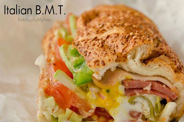 Subway Italian B.M.T.