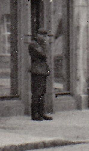 Soldier detail