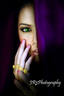Beauty in Veil