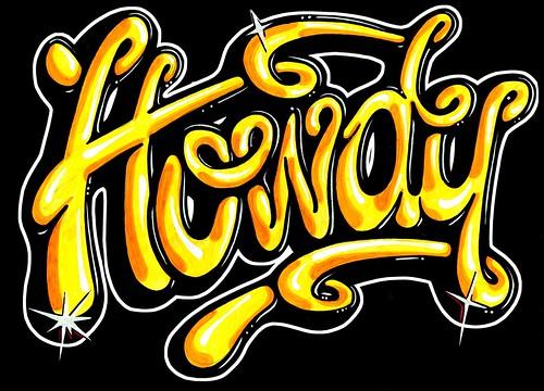 howdy48 (24 KARAT GOLD) by mr.blankster