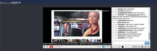 KOMU Live Streamed G+ Video Hangout During the Live 6PM Newscast by stevegarfield