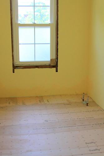 Bathroom Remodel 4 -Lauan