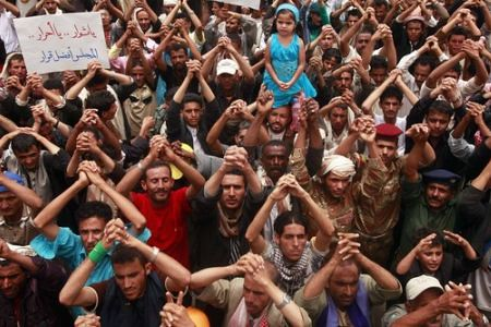 People in Yemen are demanding the ouster of the pro-US regime of President Saleh. The country has been on the verge of civil war since Jan. 2011. by Pan-African News Wire File Photos