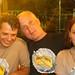Roy, Fábio e Namorada