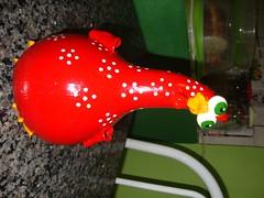 DSC00981 (bbelartes2011) Tags: de galinha porta enfeites pintada peso presentes ovos galinhas pintinhos galos ideias cocs cozinhas decoraao cabaa porongo bebelo carijo