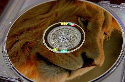 OS X Lion のインストールディスクを作った