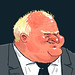 Rob Ford, Human Garbage Pail Kid