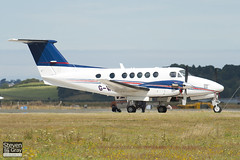 G-WATJ - BY-14 - Saxonhenge LTD - Hawker Beechcraft B200GT King Air - 110720 - Caernarvon - Steven Gray - IMG_6414