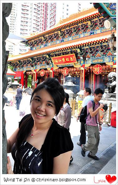DSC_0375_Hong Kong Trip Da 6: Wong Tai Sin Temple (黄大仙祠)