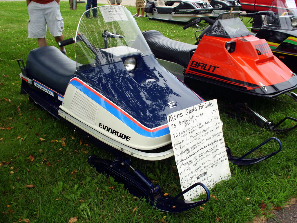 Sorry, that Vintage evinrude snowmobiles for sale can suggest
