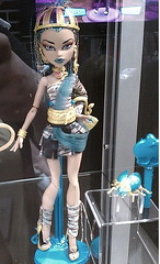 NEFERA MONSTER HIGH (super.star.76) Tags: new monster de high doll comic nile cleo con mattel 2012 2011 nefera
